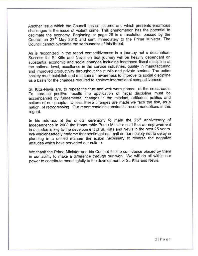 COMPETITIVENESS COUNCIL REPORT  3O SEPTEMBER 2010_Page_03