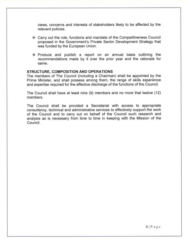 COMPETITIVENESS COUNCIL REPORT  3O SEPTEMBER 2010_Page_07