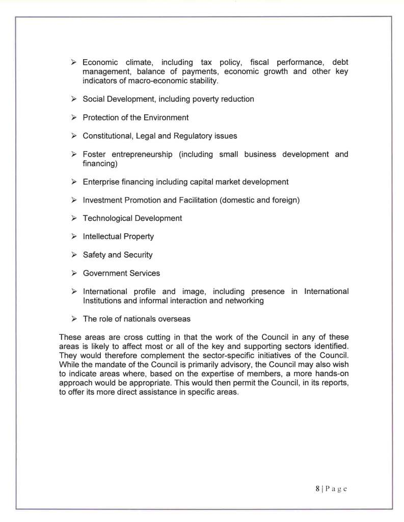 COMPETITIVENESS COUNCIL REPORT  3O SEPTEMBER 2010_Page_09