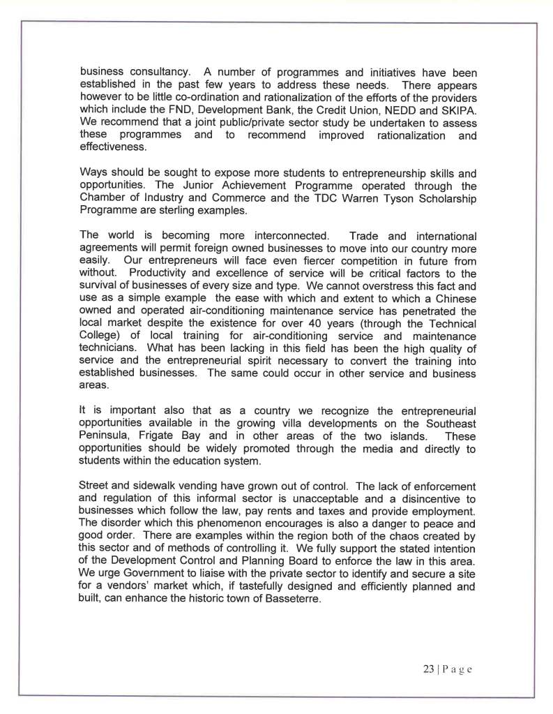 COMPETITIVENESS COUNCIL REPORT  3O SEPTEMBER 2010_Page_24